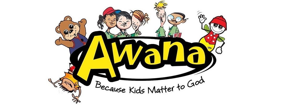 AWANA  Wednesday evenings 6:30-7:45